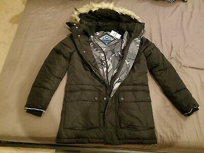 Brand New with Tag Superdry UK Japan SD Expedition Parka Jacket sz L