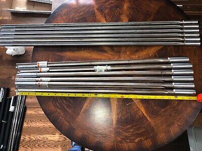 Amec Spade Drill Extra Long Oal 26.5 100528-9 Rev. 00 T-a Drill