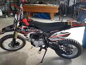 140cc Crossfire motorbike. Kooralbyn Ipswich South Preview