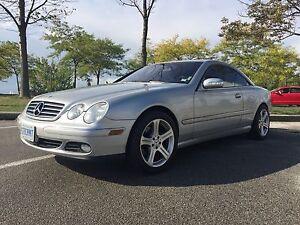 2003 Mercedes cl500