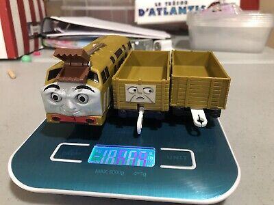 Plarail Diesel 10 Thomas & Friends Trackmaster Motorized Train TOMY Troublesome