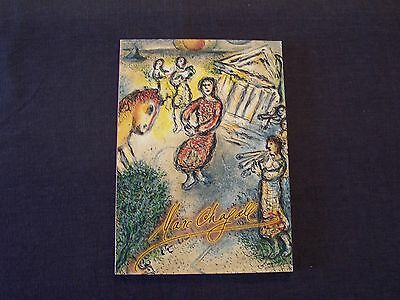 Marc Chagall art book -  Martin Lawrence Galleries & the Jenkintown Press 1999