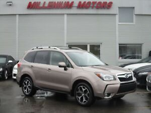 2014 Subaru Forester 2.0XT TOURING & EYESIGHT PKG / NAVI / B.CAM