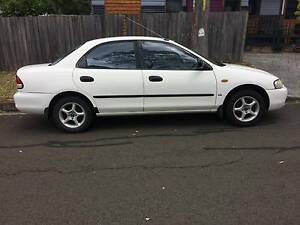1997 Ford Laser Sedan Wollongong Wollongong Area Preview