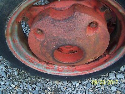 Farmal International Cub One Rear Wheel Weight