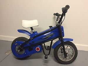 Atomic Electric kids bike 200w tuffmoto Rowville Knox Area Preview