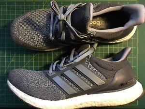 e481fcdbb7a Original Grey adidas UltraBoost 1.0 size 10 rare