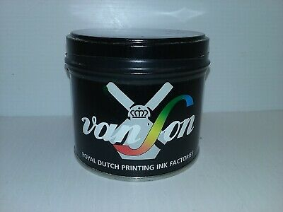 Vanson Royal Dutch Printing Ink 466 Cml-oil Base Plus 1 Lb Can Nnb
