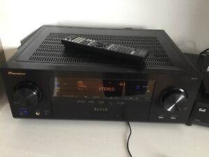 Pioneer Elite VSX-80 7.2 channel digital network receiver