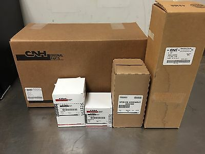 New Holland Skid Steer Filter Set Lx865 Lx885 L865 W Metal Air Clean No Cooler