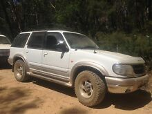 PRICEDROP - 4x4 Ford - Perfect for backpackers Sydney City Inner Sydney Preview