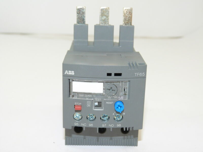 ABB TF65-47 Thermal Overload Relay 36-47a NEW 1yr Warranty