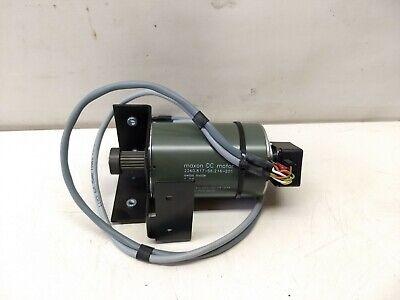 Maxon 2260.817-56.216-201 Dc Motor W Hedm-5500 Encoder