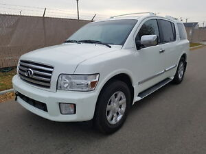 2007 INFINITI QX56 **NAVIGATION**DVD**CAMERA**EXCELLENT SHAPE 7-