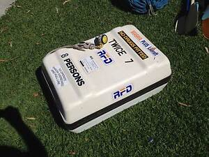LIFERAFT RFD 8 Person Medowie Port Stephens Area Preview