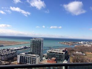 2 BEDROOM 30th FLOOR LAKEVIEW @ Lakeshore and Bathurst