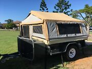 Family camper-trailer, great condition inbuilt kitchen North Lakes Pine Rivers Area Preview