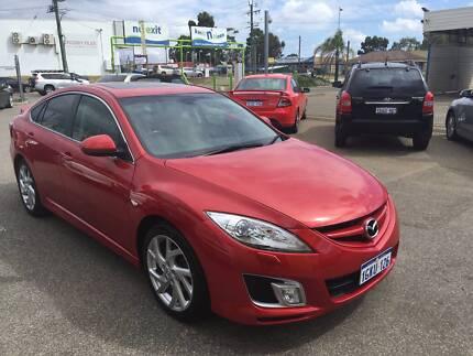 2011 Mazda 6 Sports Luxury Manual Hatchback $10999