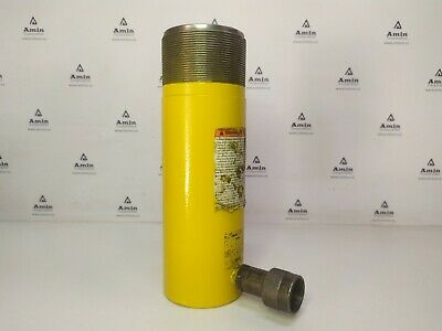 Enerpac Rc256 Single Acting Hydraulic Cylinder 25 Ton 6 In. Stroke 4