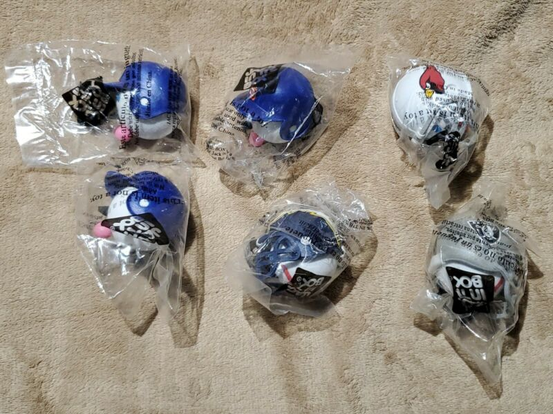 Jack In The Box Antenna Balls NFL & MLB