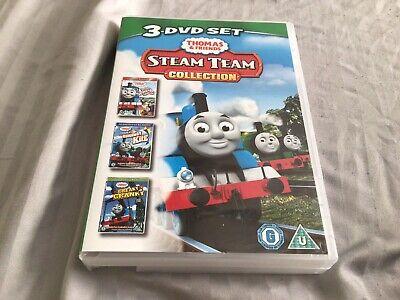 Thomas & Friends: Steam Team Collection 3 DVD Set (UK Import)