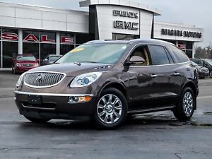 2012 Buick Enclave CXL2 AWD...ONE OWNER...LOCAL TRADE...