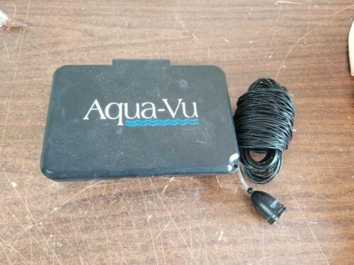 Aqua Vu Micro AV 5 DVR Underwater Ice Fishing Camera Viewer