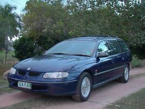 1999 Holden Commodore Wagon Rangewood Townsville Surrounds Preview