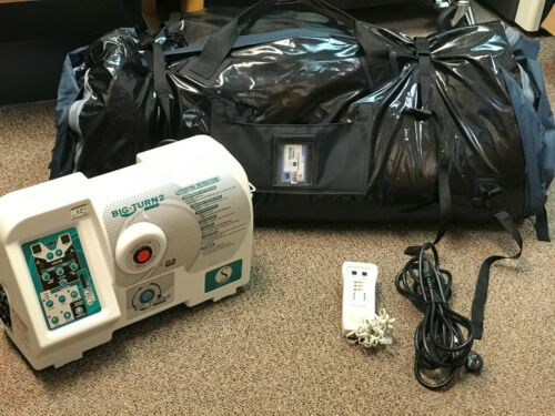 SIZEWISE Big Turn 2 Therapy Pump & Mattress System