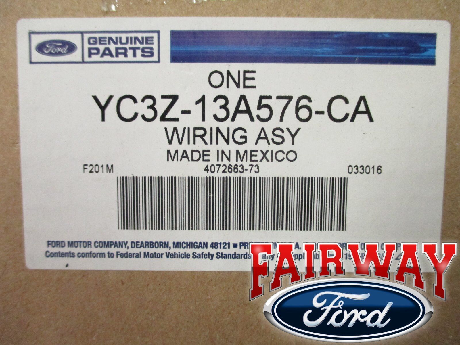 99 thru 01 f250 f350 super duty ford 4 7 pin trailer tow wiring 99 thru 01 f250 f350 super duty ford 4 7 pin trailer tow wiring harness plug 5 5 of 6
