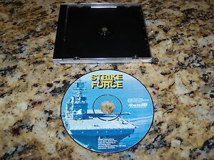 STRIKE-FORCE-CARRIER-PC-PROGRAM-WINDOWS-COMPUTER-CD-ROM-EXCELLENT-CONDITION