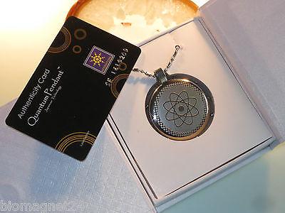 MST Hochleistungs Quantum Energie Scalar Anhänger 5000 negativ Ionen