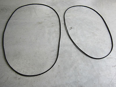 3160a Mower Belts For Ih International 154 Cub Lo-boy 184 185