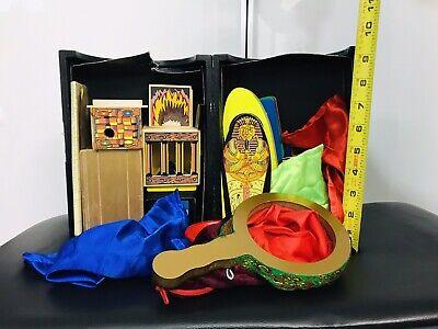 Magic Trick Set Toy Melissa & Doug 1170 Deluxe Magic Box Wooden
