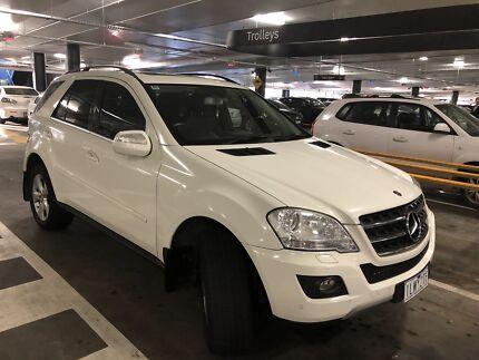Mercedes 2009 ML 320 cdi  luxury w164 upgrade
