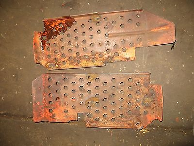 Allis Chalmers D19 Tractor Footboards