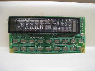 Fluke 45-3002 Rev H Display Module For Fluke 45 Multimeter 814194 Free Shipping