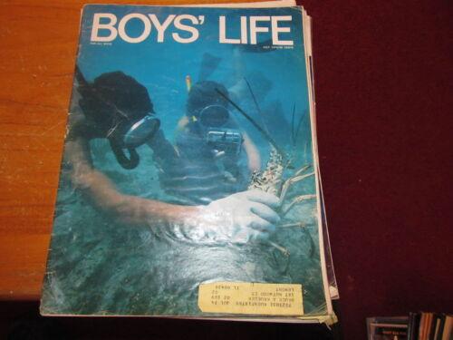 Boys Life Magazine July 1974