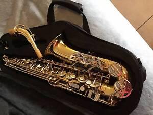 """Alto Saxophone """"The Sound"""". Cervantes Dandaragan Area Preview"""