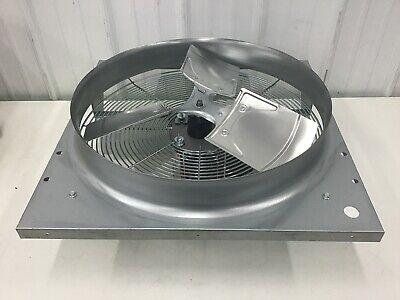 Dayton - 10d958 Exhaust Fan 20 In 3491 Cfm