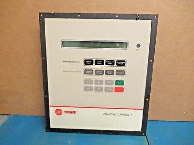 Trane Adaptive Control Operator Panel X13650448 07 Rev  J 6400 0716 02 Rev F
