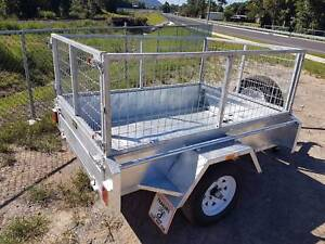 TRAILER CAGES Sizes to suit most trailers Edmonton Cairns City Preview