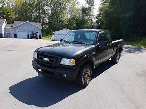 "2007 Ford Ranger XL Pre-Auction Special ""As Traded"""