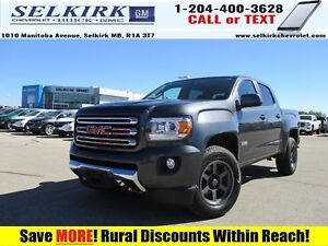 2016 GMC Canyon 4WD SLE *ALL-TERRAIN, GREAT PRICE*