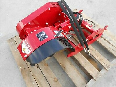 Ventrac Lc 150 Stump Grinder Lc150 For 3000 Series Tractor 3400