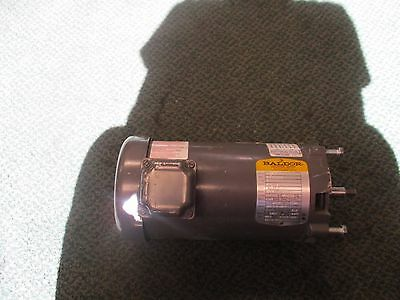 Baldor Motor Jm3155 2hp 3450rpm 230460v 5.42.7a New Surplus