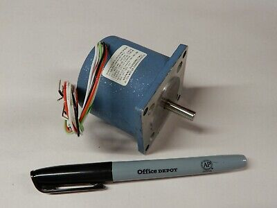 Superior Electric Slo-syn Stepper Motor M061-fd-301 Nos 6 Wire 11v .44a