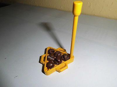Playmobil - Ritter - Munitionsbehälter + Munition geschlitzt