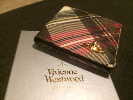 Vivienne Westwood wallet 1311VX (early 2000s) - BRAND NEW