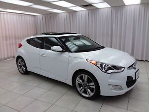 """2017 Hyundai Veloster """"""""ONE OWNER"""""""" VELOSTER TECH 1.6L 4PASS 4DR"""